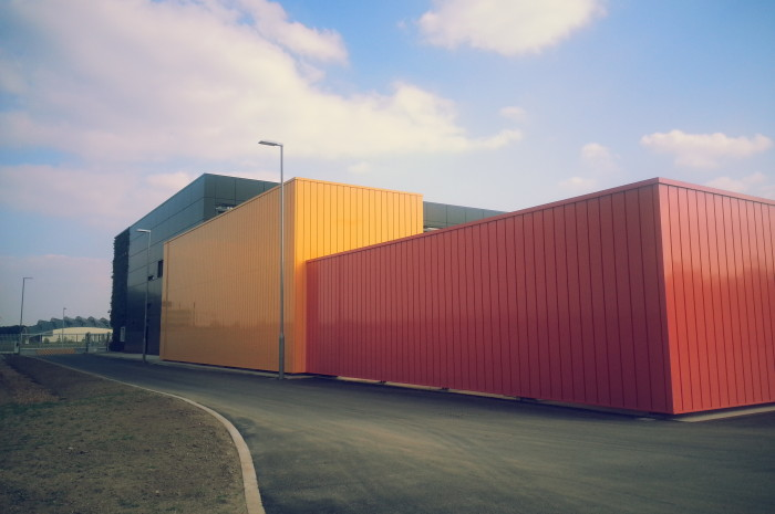 Image for West Cambridge Data Centre