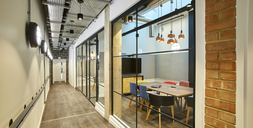 Image for Featured Project: Aviva Ryley Factory - London
