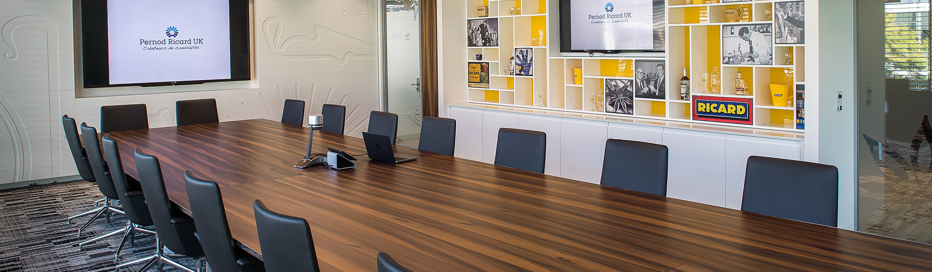 Image for Pernod Ricard Meeting Room
