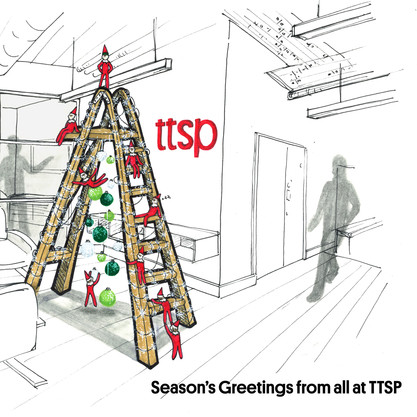 Image for Season's Greetings from all at TTSP
